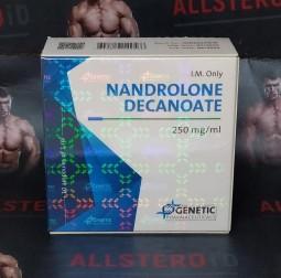 GENETIC NANDROLONE D 250MG/ML - ЦЕНА ЗА 1 АМПУЛУ