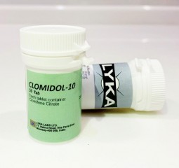 Кломидрол - 10 (Lyka Labs)