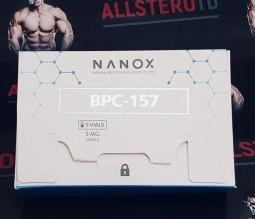 BPC-157 5mg/vial - ЦЕНА ЗА 5 ВИАЛ