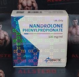 GENETIC NANDROLONE PH 100MG/ML - ЦЕНА ЗА 1 АМПУЛУ