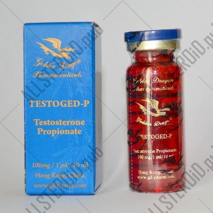 Testoged P 100 мг от Golden Dragon