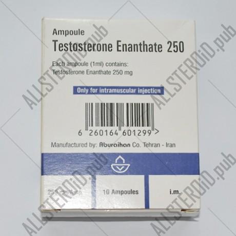 Testosterone Enanthate 250 (Aburaihan)