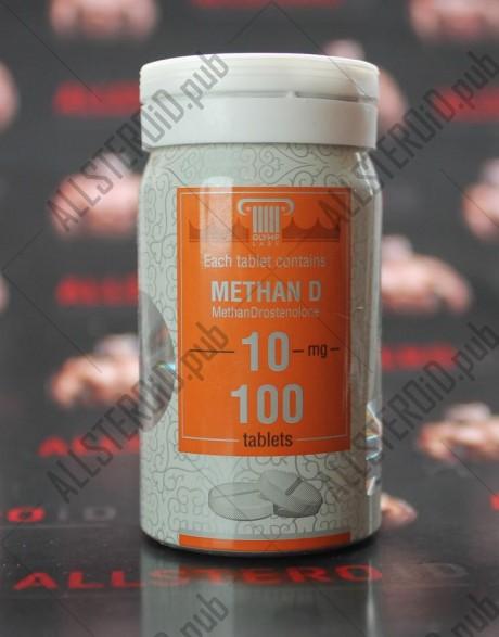 Methan D 10мг (Olymp Labs)