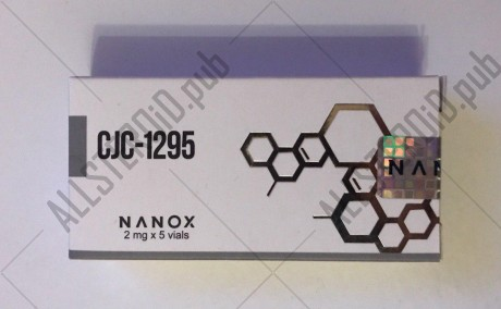 CJC 1295 по 2 mg (Nanox)