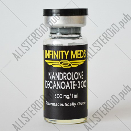 Nandrolone Decanoate-300, 300mg/ml