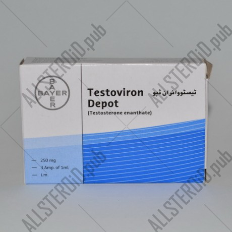 Testoviron Depot 250 (Bayer)