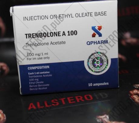 Trenbolone A 100 (QPharm)