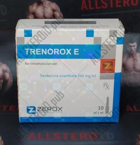 ZZEROX TRENOROX E 200MG/ML - ЦЕНА ЗА 1 АМПУЛУ