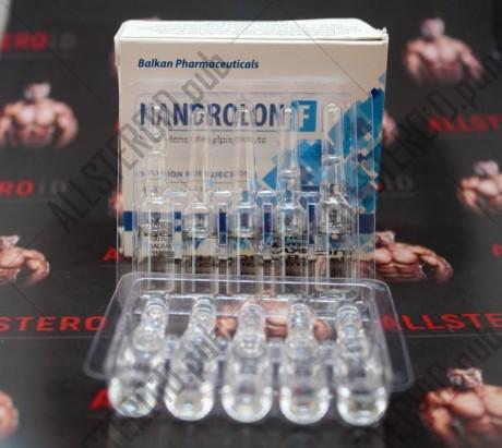 Nandrolon F 100 мг (Balkan Pharma)